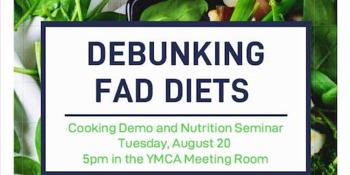 Ymca/amp nutrition seminar