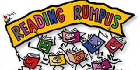 Open Book Players Reading Rumpus tickets