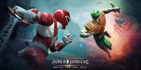 Power Rangers: Battle for the Grid Tournament tickets