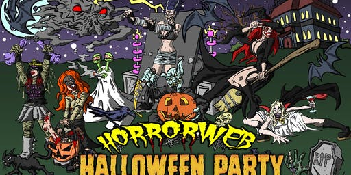 HorrorWeb's Halloween Party!