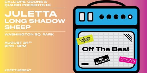 Juletta and Long Shadow Sheep | Off The Beat