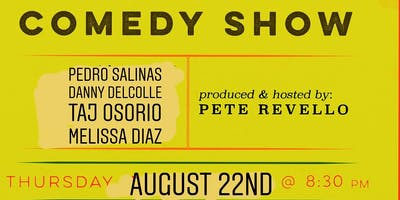 End of Summer Comedy at Crafthouse