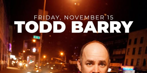Todd Barry @ Empire Live Music & Events