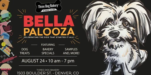 Bellapalooza- a party for dogs!