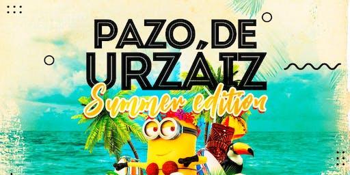 SUMMER EDITION EN PAZO DE URZAIZ DE NIGRÁN 14, 15, 16 Y 17 DE AGOSTO