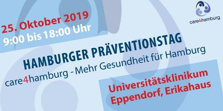 Hamburger Präventionstag Tickets