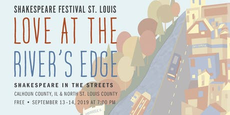 Shakespeare in the Streets: Love at the River's Edge tickets
