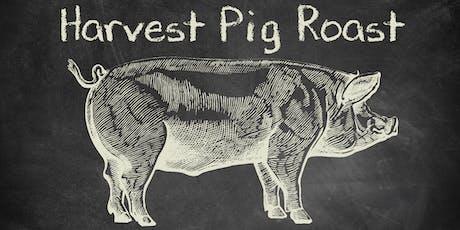 Riggers Loft Annual Harvest Pig Roast tickets