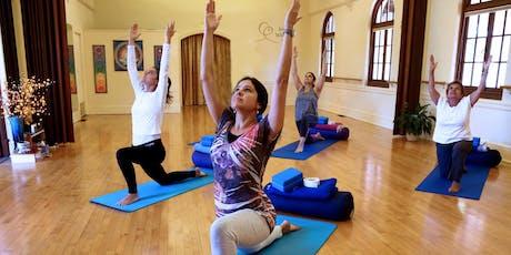 Ananda Yoga tickets