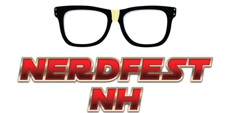 NerdFestNH ADMISSION tickets Oct 26-27, 2019 (plus food trucks!) tickets