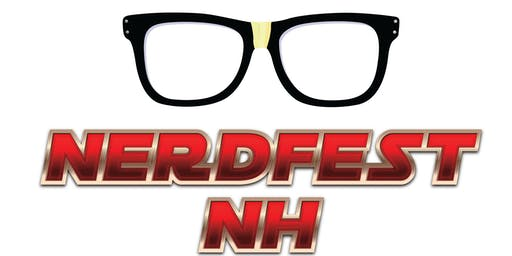 NerdFestNH ADMISSION tickets Oct 26-27, 2019 (plus food trucks!)
