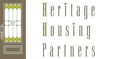 Heritage Housing Partners Free Workshop on Affordable Homeownership