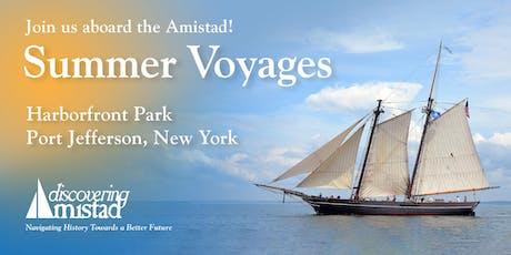 Summer Voyages – Port Jeff tickets