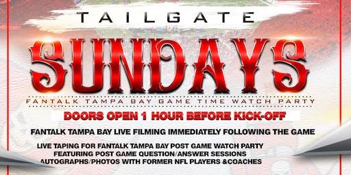 Tailgate Sundays Buc Watch Party