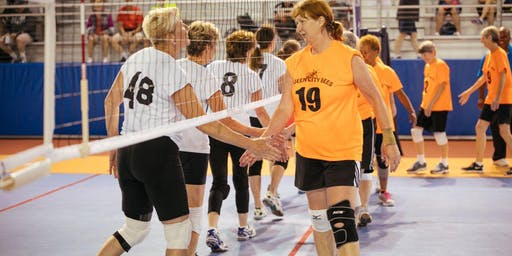 Volleyball (Women's) Age 45+ Senior State Championships - San Diego
