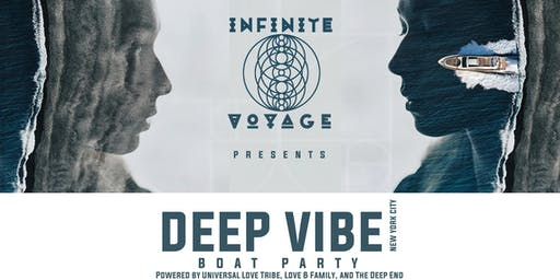 DEEP VIBE with MARK SALNER & Friends Boat Party Yacht Cruise NYC 90% SOLD OUT