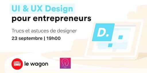 Le Wagon x YEP - UI & UX Design pour entrepreneurs