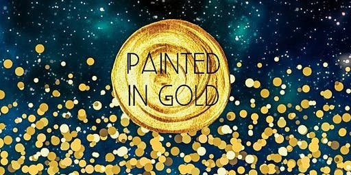 Painted In Gold