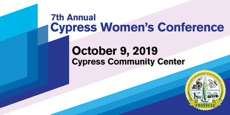 Cypress Women's Conference tickets
