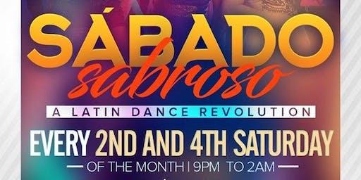 SÁBADO Sabroso - A Latin Dance REVOLUTION