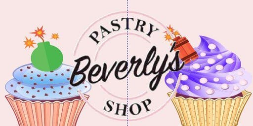 Beverly's Pastry Shop Cupcake Decorating Workshop Fundraiser