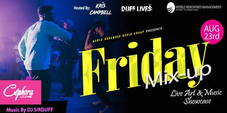 The Friday Mix Up tickets