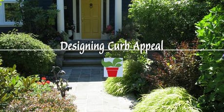 Designing Curb Appeal tickets