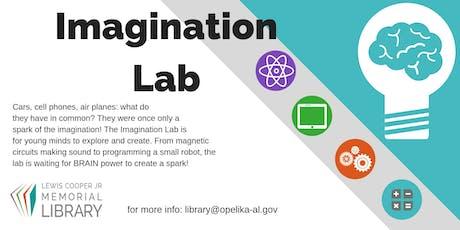 Imagination Lab tickets