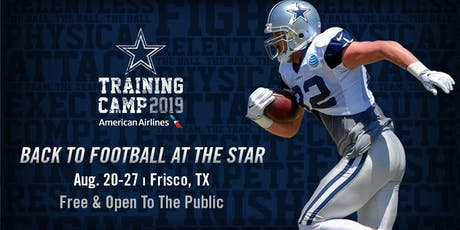 Back to Football at The Star in Frisco tickets