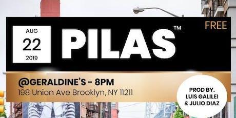 PILAS Comedy Show tickets
