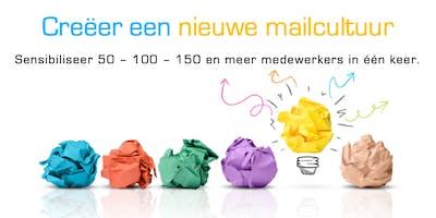 Ludo-pedagogische workshop - Creëer een nieuwe mailcultuur