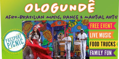 VBGIGs Passport Picnic: Ologunde: Afro-Brazilian Folkloric Celebration tickets