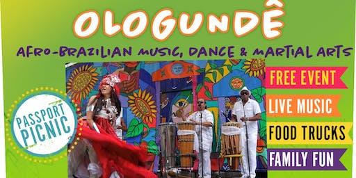 VBGIGs Passport Picnic: Ologunde: Afro-Brazilian Folkloric Celebration
