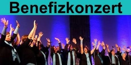 "BENEFIZKONZERT mit ""GOSPEL ON EARTH"" und ""SPIRITS OF POP AND GOSPEL"" - LTG.:GUIDO GOH Tickets"