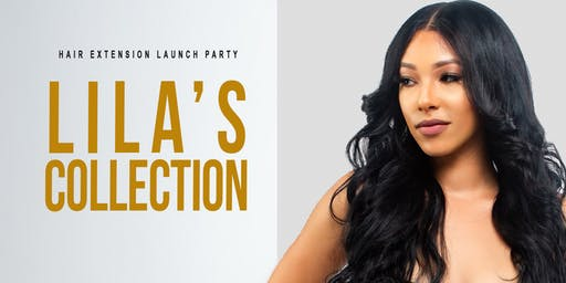 Lila's Collection Hair Extension Launch Party at @FairouzLoungeVA