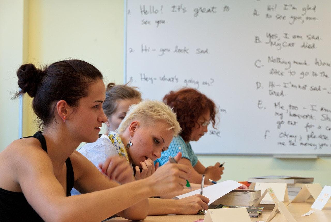 Certificate in Teaching English Information Session
