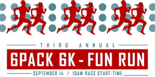 3rd Annual 6Pack 6K!!