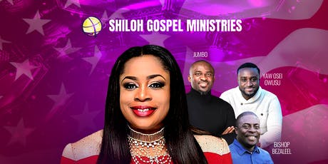 """East Coast Convocation 2019  """"SINACH Live In Maryland""""  tickets"""