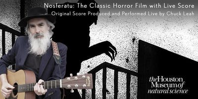 Nosferatu: The Classic Horror Film with Live Original Score