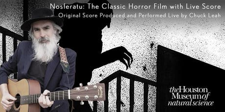 Nosferatu: The Classic Horror Film with Live Original Score tickets