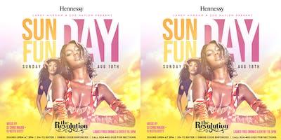 SUNDAY FUNDAY DAY PARTY