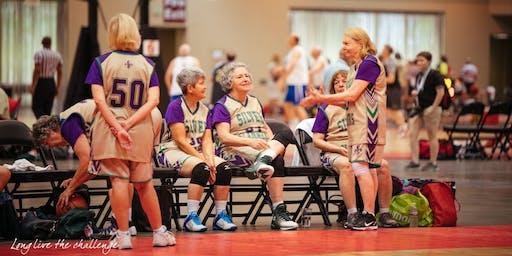 Basketball  Shooting Age 40+ Senior State Championships - San Diego