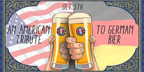 American Tribute to German Bier tickets