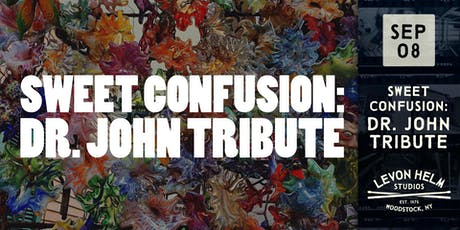 Sweet Confusion: Dr. John Tribute tickets