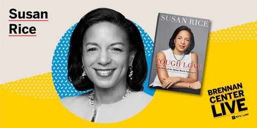 Crisis of Leadership: A Conversation with Susan Rice