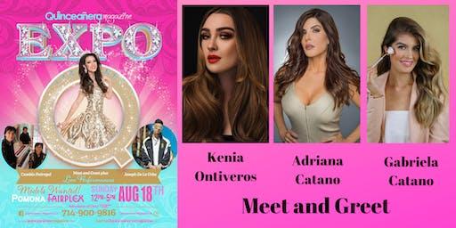 Los Angeles Quinceanera Expo August 18, 2019 at Pomona Fairplex
