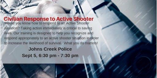 Civilian Response to Active Shooter C.R.A.S.E.