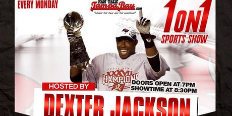 "FanTalk Mondays 1 - on -1 with Dexter ""MVP"" Jackson tickets"