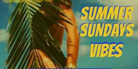 Summer Sundays Vibes Party  tickets