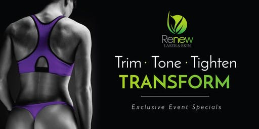 Transform Your Body VIP Event - Renew Laser & Skin
